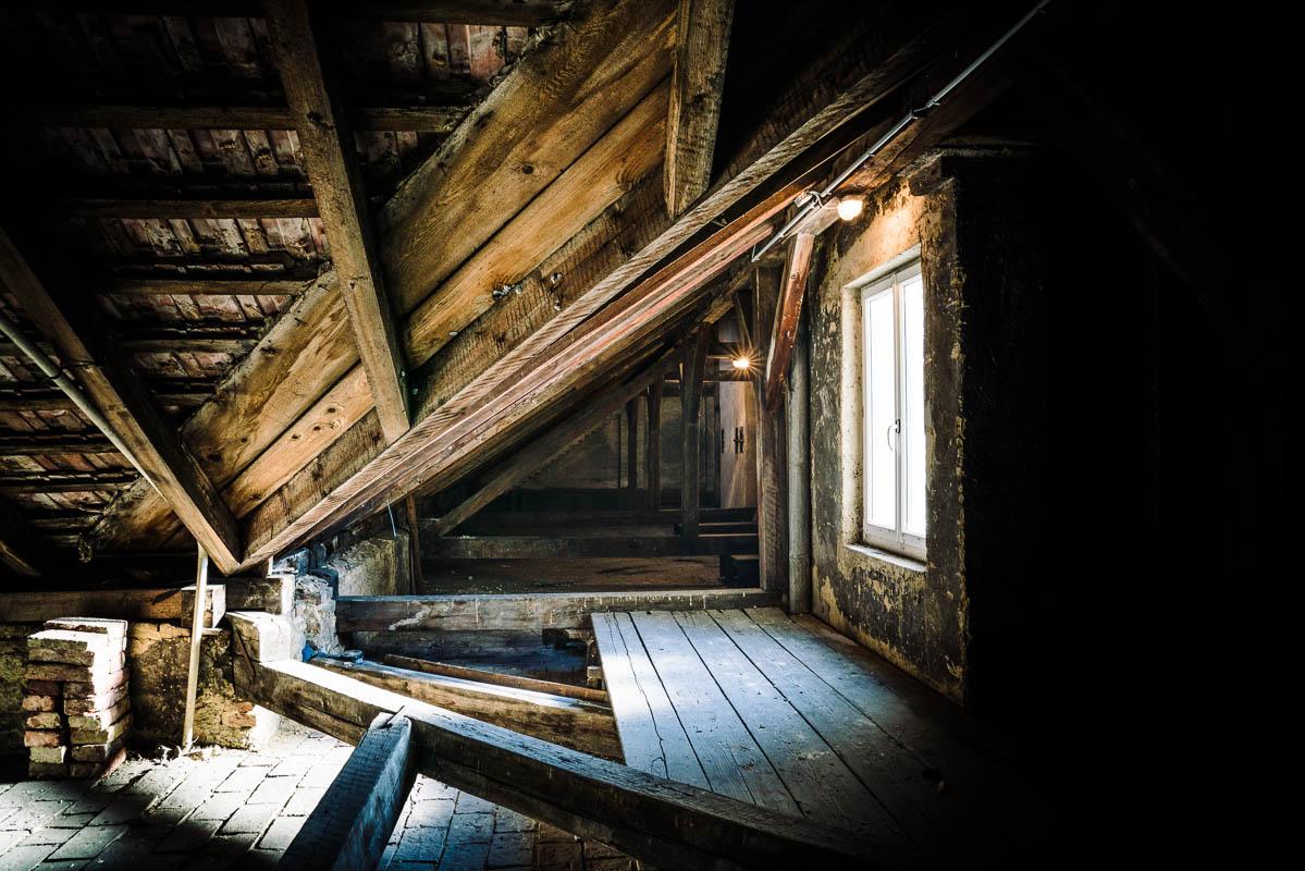Liebenswert Dachboden Referenz Von Der - 35mm|das|studio